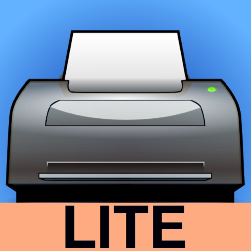 Fax Print & Share Lite for iPad