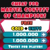 Cheats for Marvel Contest Of Champions Free Gold Ranking