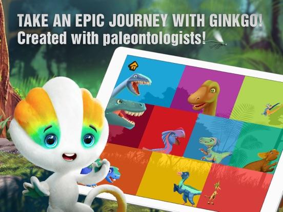 Screenshot #1 for Ginkgo Dino: Dinosaurs World Game for Children