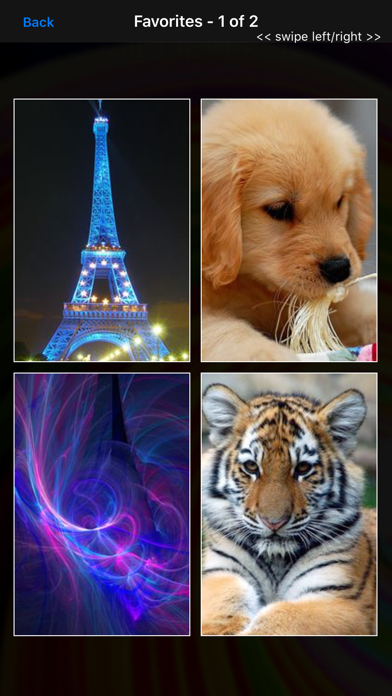 Screenshot for Wallpapers HD Pro for iPhone & iPad - Backgrounds in Romania App Store