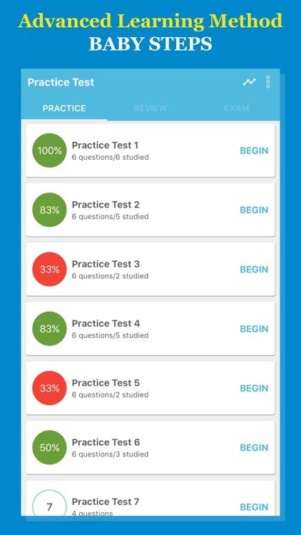 Psychiatry 2017 Test Prep Pro screenshot-4