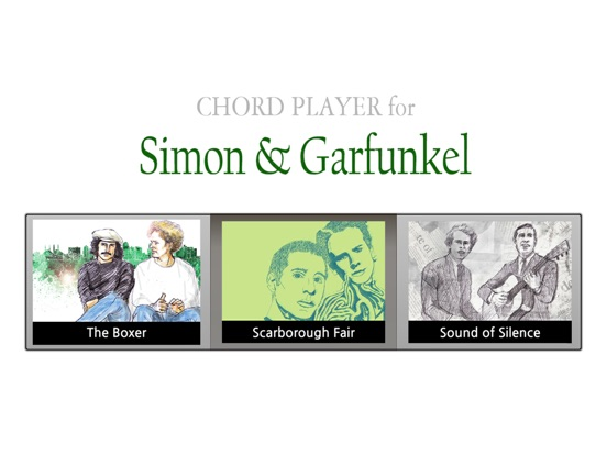 Chord Player For Simon And Garfunkel App Price Drops