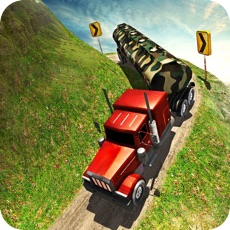 Activities of Uphill Offroad Army Oil Tanker Transporter Truck