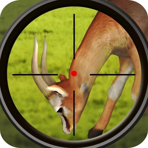 Deer Hunting 2017: Big Buck Classic Hunting Safari app logo