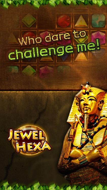 Jewel Hexa 2.0 screenshot-3