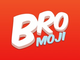 Bromoji® Basic sticker pack - 100+ Dirty Raunchy Everyday Bro Stuff & Funny Lines