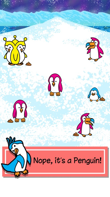 Penguin Evolution - Craft Monsters Mystery Clicker