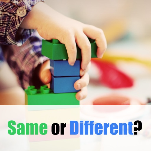 ABA Problem Solving - Same or Differen iOS App