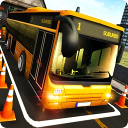 New York City Bus Parking 3D - Driving Simulator