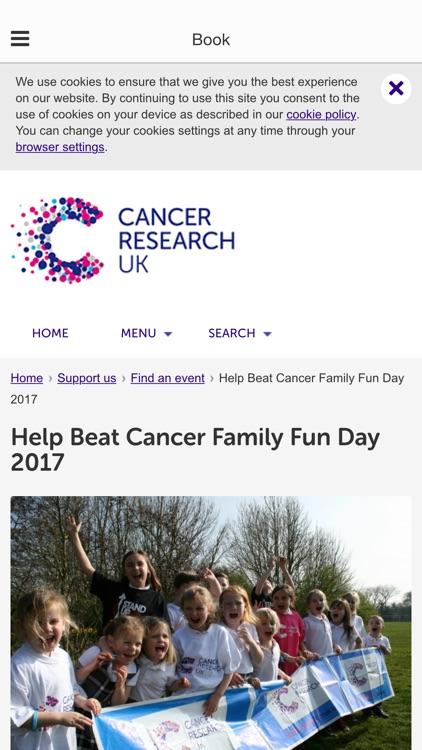 Help Beat Cancer screenshot-3
