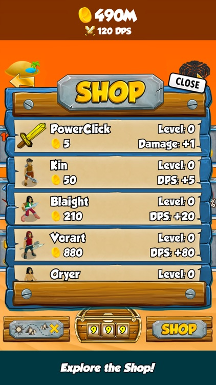 Epic Clickers