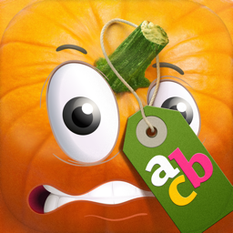 Ícone do app Moona Veggies: Toddler Kids Learning Puzzle Games