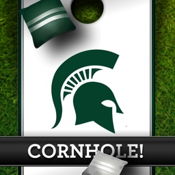 Michigan State Spartans Cornhole