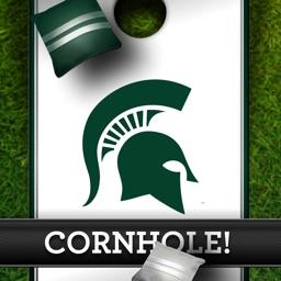 Michigan State Spartans Cornhole