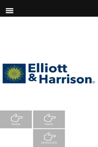 ELLIOTT AND HARRISON - náhled