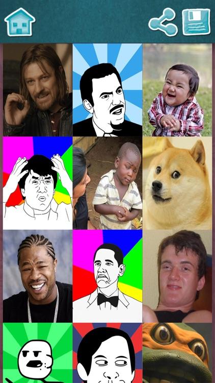 Meme Generator – Make or Create Your Own Memes screenshot-3