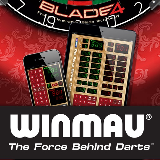 Winmau Darts Scorer HD for iPad