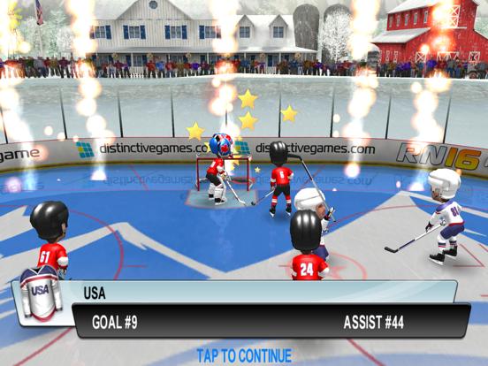 Arcade Hockey 18-ipad-2
