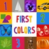 First Words for Baby: Colors