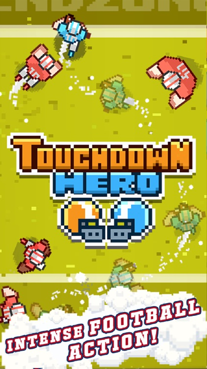 Touchdown Hero screenshot-0