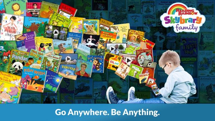 Reading Rainbow Skybrary Family app image