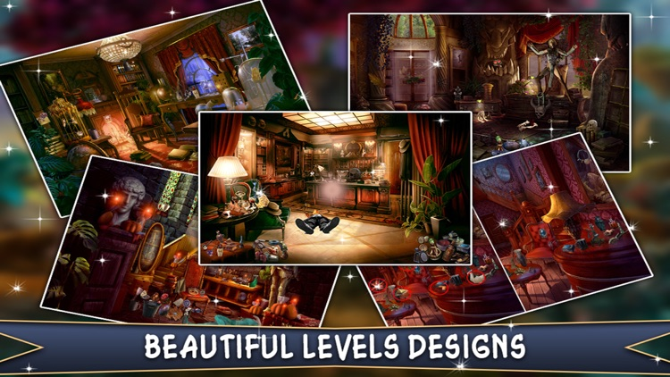 Fraud Case in Casino - Find Hidden Objects games screenshot-3