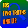LDS Two Truths One Lie - iPhoneアプリ