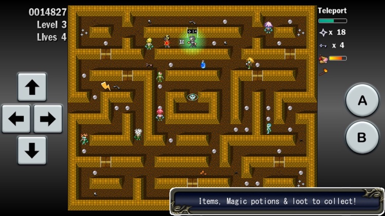 Creepy Dungeons Heroes screenshot-3