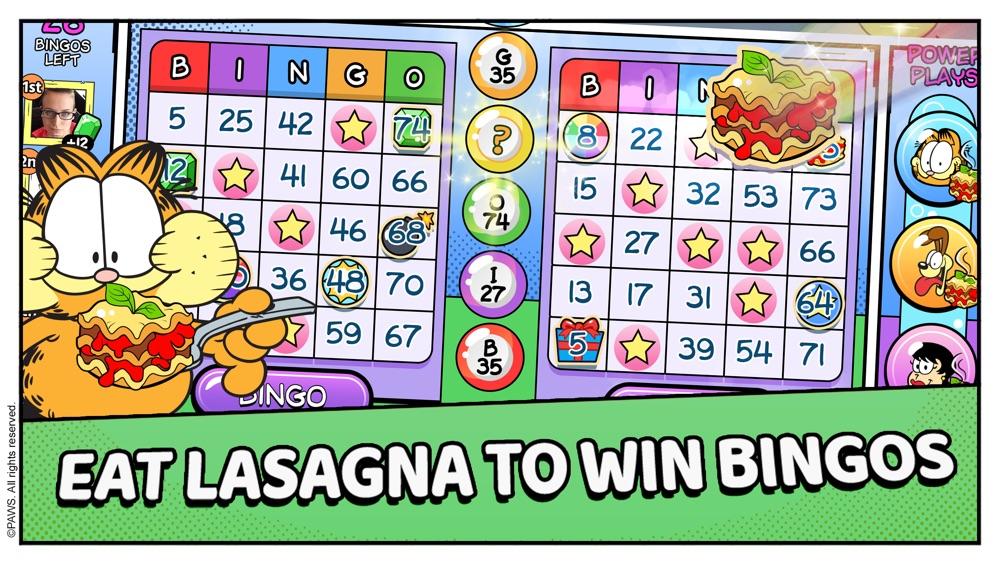 Garfield's Bingo hack tool