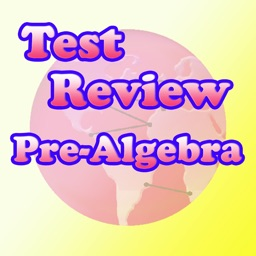 Test Review Pre-Algebra Master