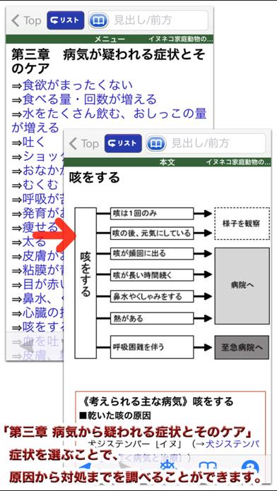 イヌ・ネコ家庭動物の医学大百科【ピエ・ブックス】 ScreenShot3