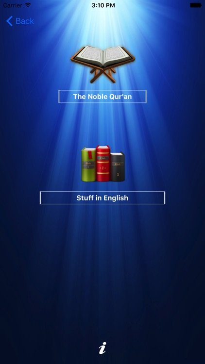 Read! - App about Islam.