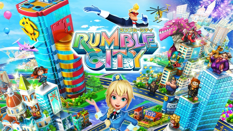 ランブル・シティ(Rumble City) screenshot-4