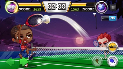 Badminton-LegendeScreenshot von 4