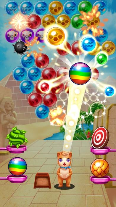 面白いバブルゲーム:  ランキング ゲーム 無料 簡単 パズル 人気 暇つぶしのスクリーンショット4