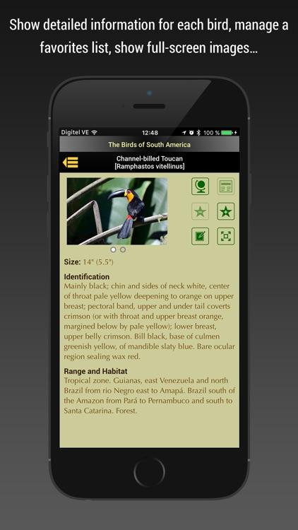 Birds of South America screenshot-3