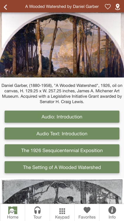 James A Michener Art Museum screenshot-1