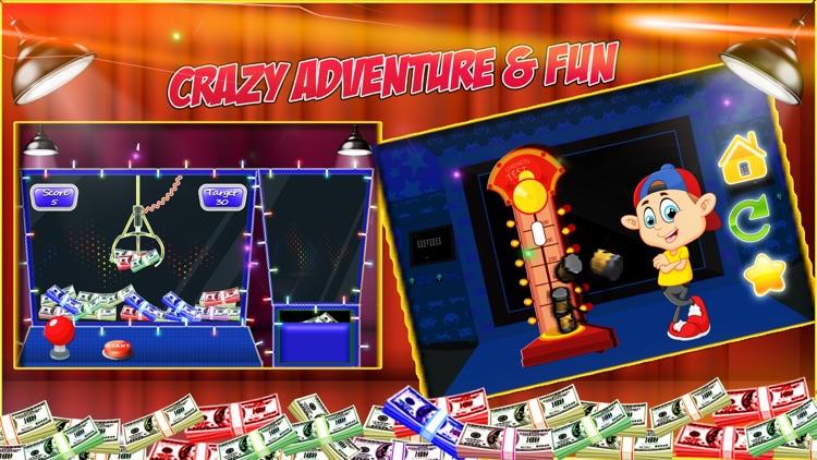 Claw Machine Simulator - Free Prize Kids Games screenshot-4