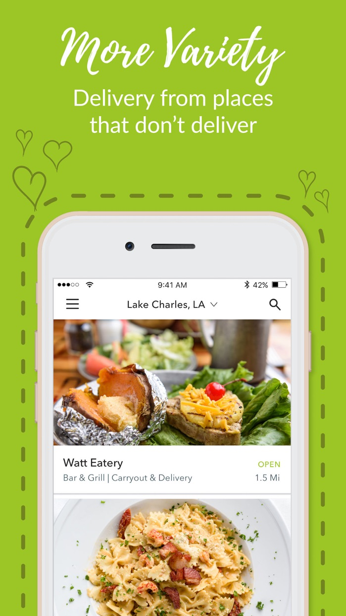 Waitr - Local Food Delivered Screenshot