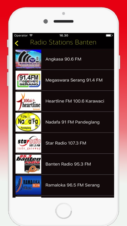 Radio Indonesia FM - Live Radio Stations Online