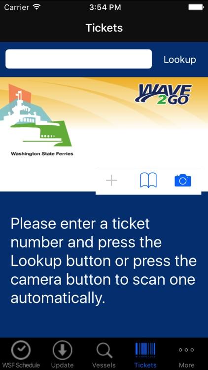 WSF Puget Sound Ferry Schedule screenshot-3