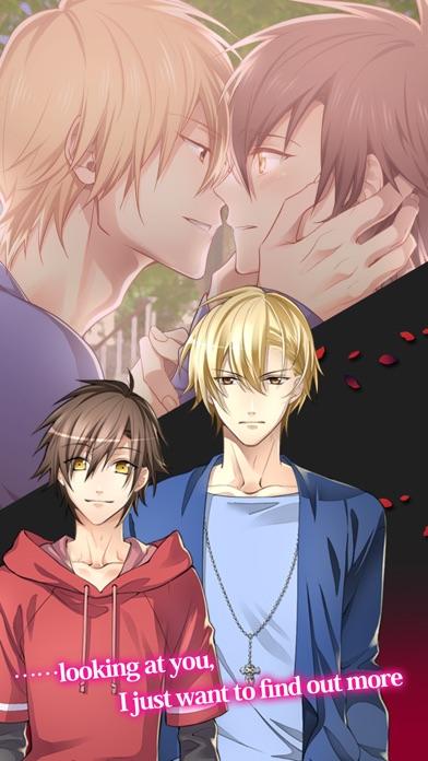 Vampire Boyfriend/Free Yaoi Game-1