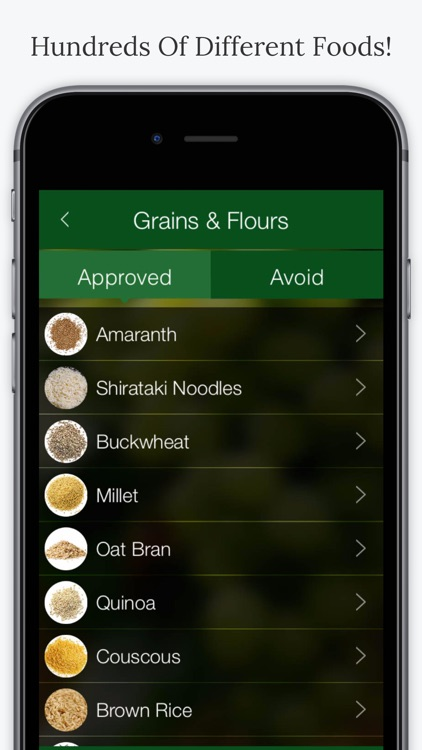 Wheat Diet Foods screenshot-3