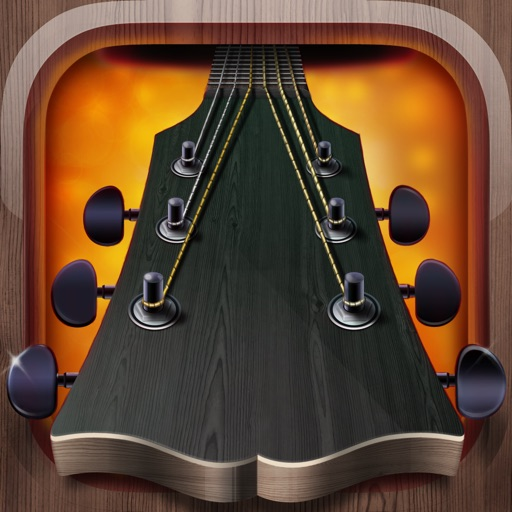 Chromatic Guitar Tuner - Ukulele, Guitar, Bass