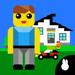 43.积木创造世界-建造城市儿童益智像素游戏