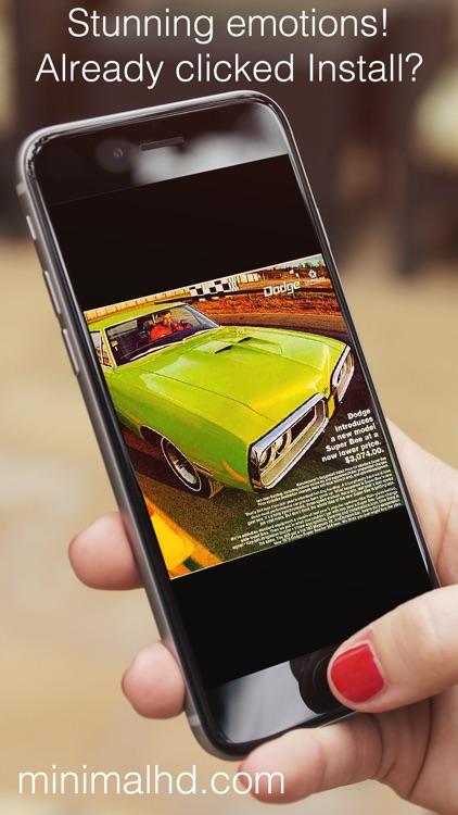 Vintage cars - World Collection screenshot-4