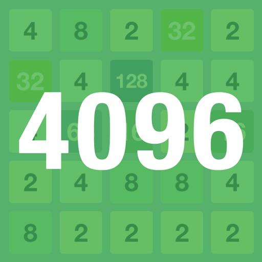 4096 - The Puzzle iOS App