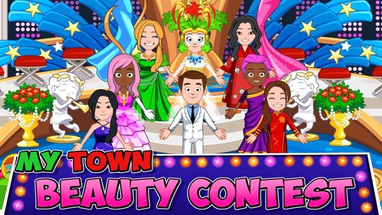 My Town : Beauty Contest screenshot-0
