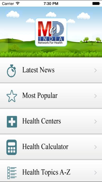 Medindia - Health & Wellness