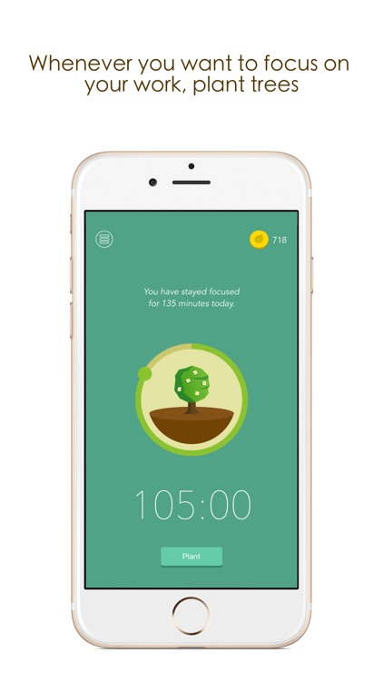 Forest: Stay focused, be present app image